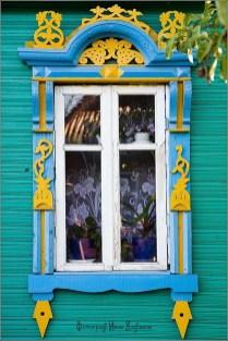 Elegant Carved Wood Window Ideas11