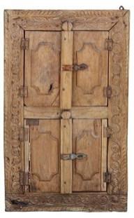Elegant Carved Wood Window Ideas32