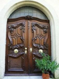 Elegant Carved Wood Window Ideas37