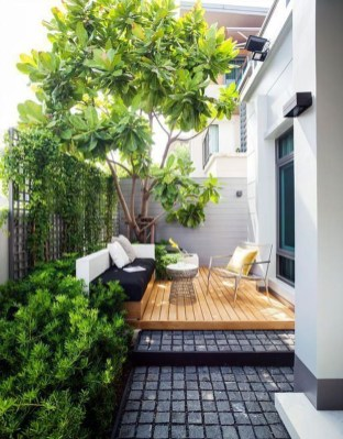 Luxury And Elegant Backyard Design08