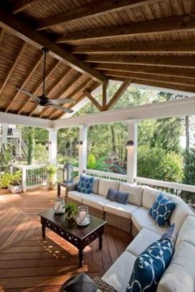 Luxury And Elegant Porch Design08