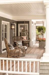 Luxury And Elegant Porch Design22