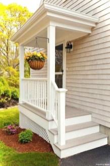 Luxury And Elegant Porch Design37