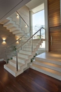 Luxury Glass Stairs Ideas12