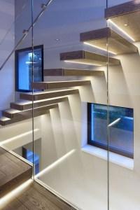 Luxury Glass Stairs Ideas28