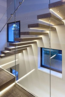 Luxury Glass Stairs Ideas28