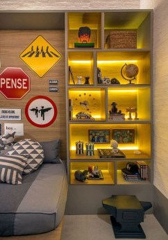 Cool Teenage Boy Room Decor23
