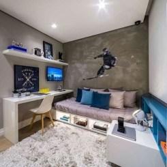 Cool Teenage Boy Room Decor25