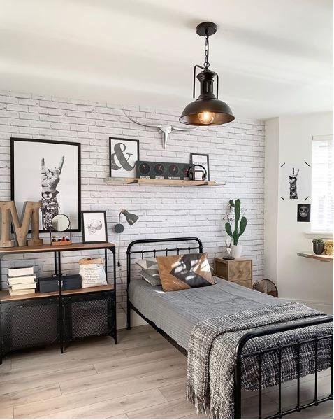 Cool Teenage Boy Room Decor33