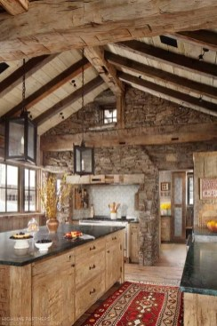 Cozy Rustic Kitchen Designs16