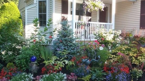 Cute Solar Garden Decoration Ideas25