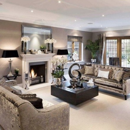 Elegant Luxury Living Room Ideas01