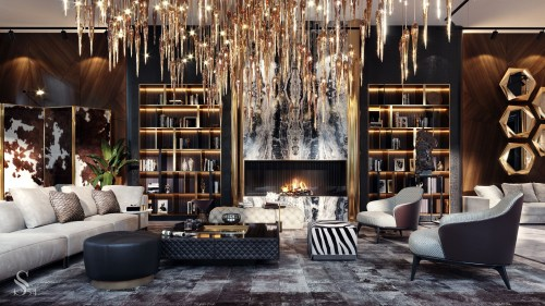 Elegant Luxury Living Room Ideas05