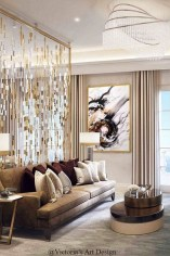 Elegant Luxury Living Room Ideas16