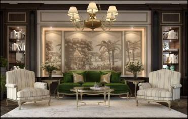 Elegant Luxury Living Room Ideas19