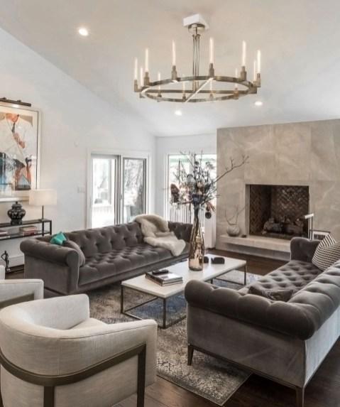 Elegant Luxury Living Room Ideas39