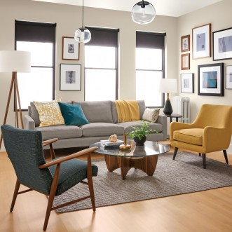 Extraordinary Yellow Living Room Ideas08