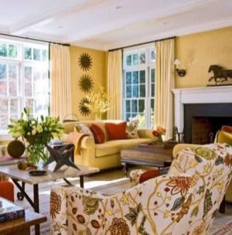Extraordinary Yellow Living Room Ideas09