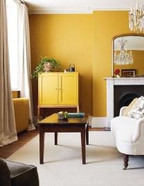 Extraordinary Yellow Living Room Ideas12