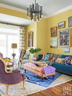 Extraordinary Yellow Living Room Ideas16