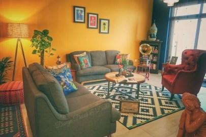 Extraordinary Yellow Living Room Ideas35
