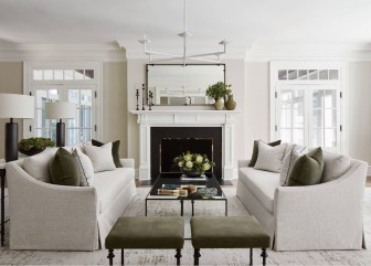 Magnifgicent Traditional Living Room Designs33