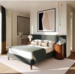 Modern Minimalist Bedrooms Decor21
