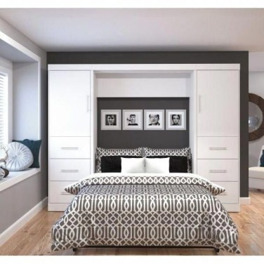 Amazing Bed For Small Space Ideas12
