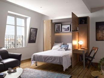 Amazing Bed For Small Space Ideas33