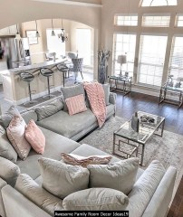 Awesome Family Room Decor Ideas19