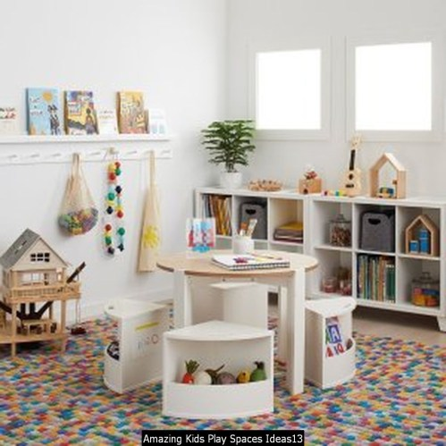 Amazing Kids Play Spaces Ideas13