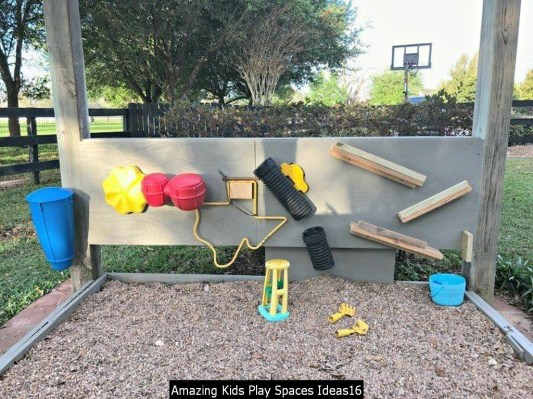 Amazing Kids Play Spaces Ideas16