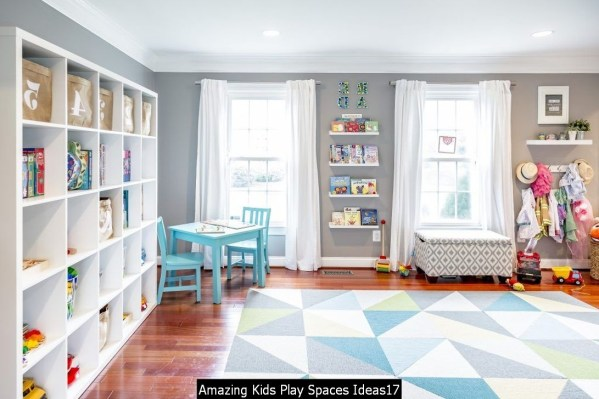 Amazing Kids Play Spaces Ideas17