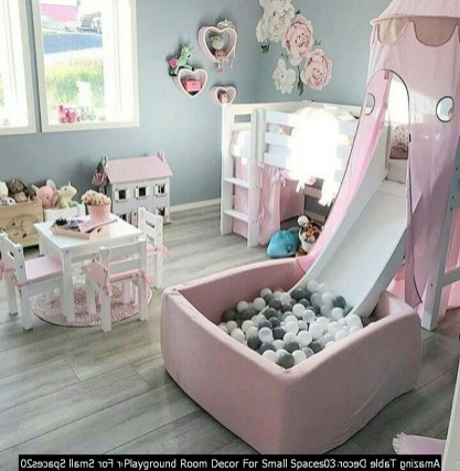 Playground Room Decor For Small Spaces03