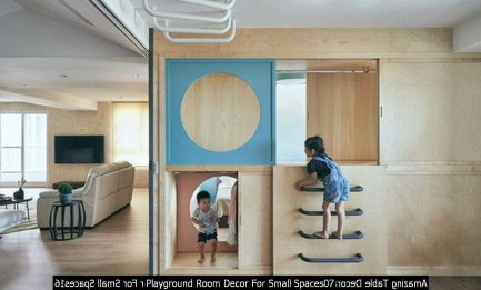 Playground Room Decor For Small Spaces07