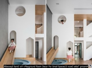 Playground Room Decor For Small Spaces15