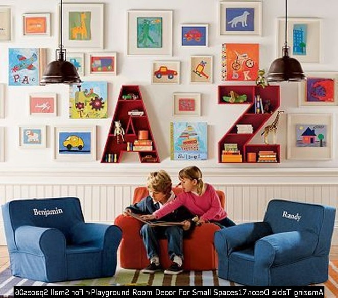 Playground Room Decor For Small Spaces17