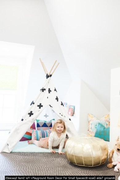 Playground Room Decor For Small Spaces18