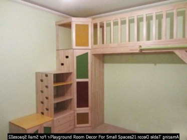 Playground Room Decor For Small Spaces21