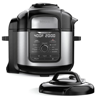 ninja pressure cooker air fryer
