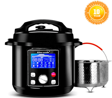 Simfonio Electric Pressure Cooker