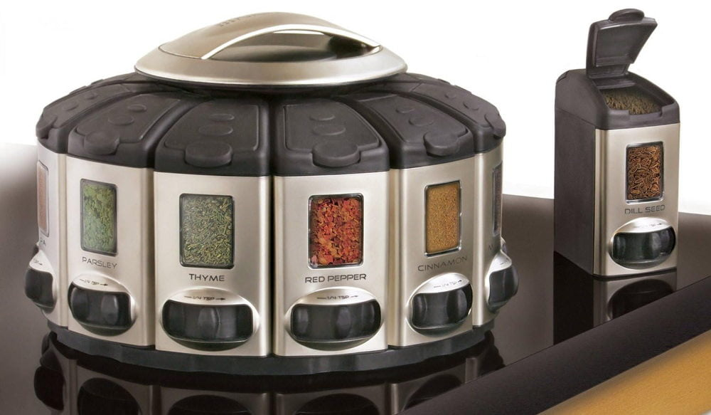 Automatic Spice Dispenser
