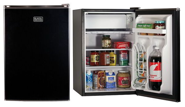 Black-Decker-Mini-Fridge