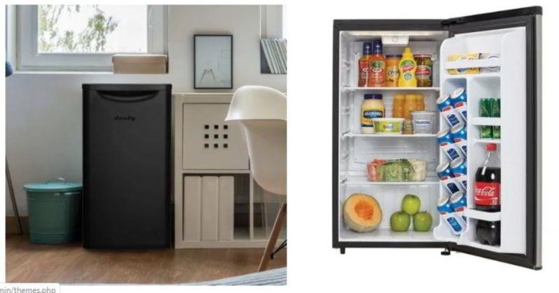 Danby DAR033A6BDB Compact Refrigerator
