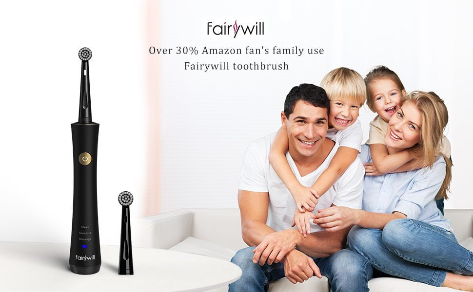 Fairywill Electric Toothbrush