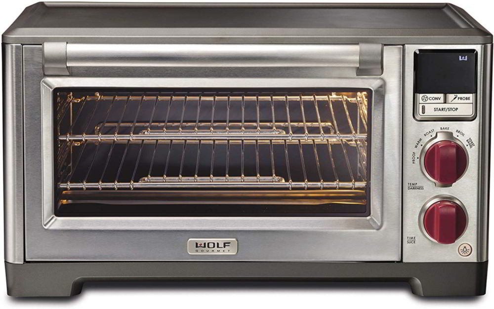 Wolf Gourmet WGCO150S Elite Countertop Convection Oven