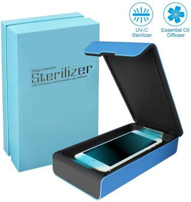 Kmesoyi UV Cell Phone Sanitizer