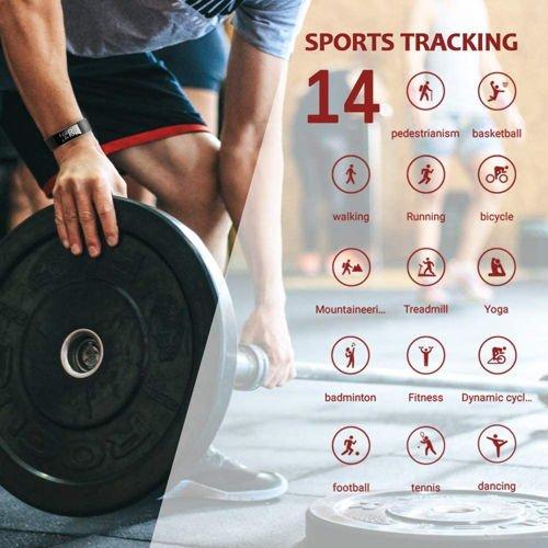 Lintelek Fitness Tracker