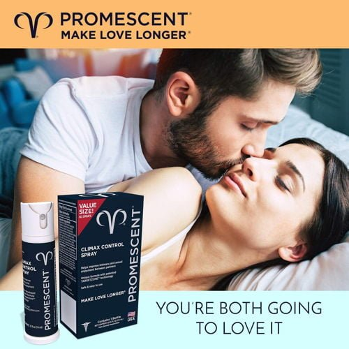 Promescent Desensitizing Delay Spray 1