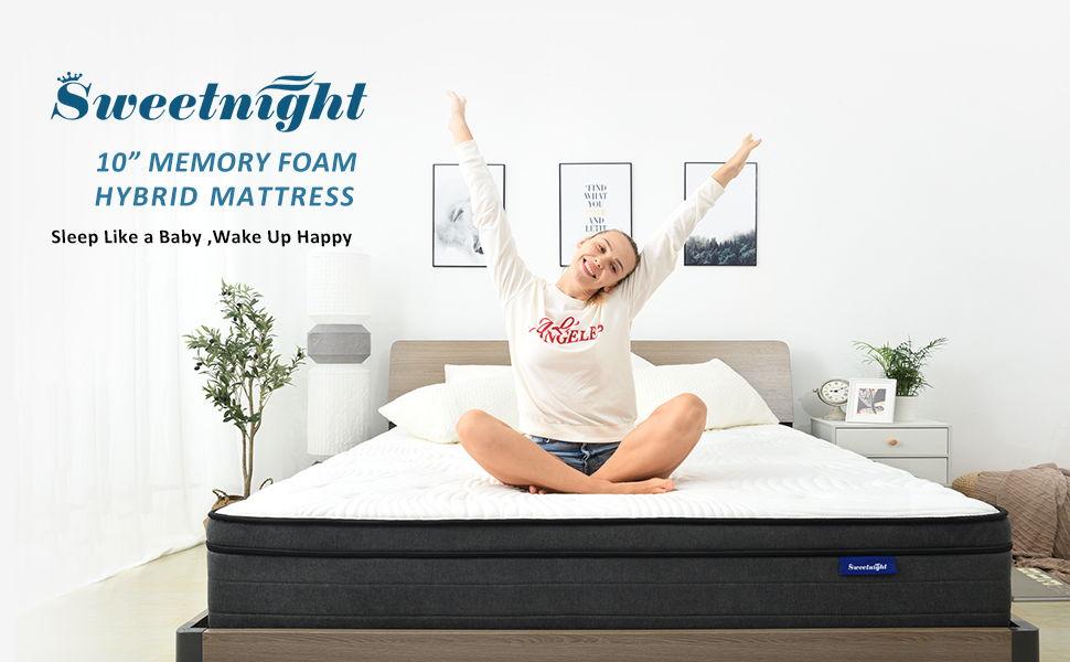 Sweetnight King Size Mattress